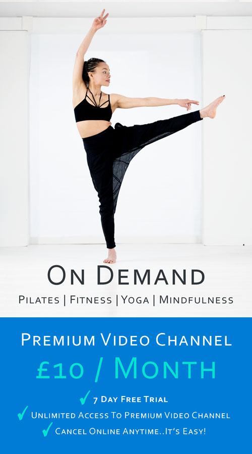 On Demand Pilates