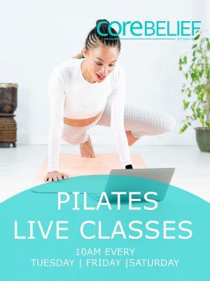 Live Pilates Online